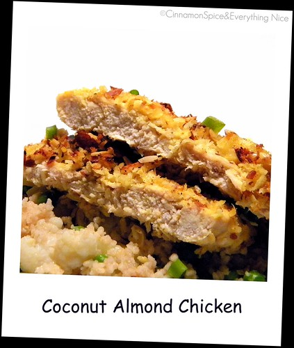 ... crusted fish coconut crusted french toast coconut almond crusted