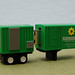 Sunbelt Rentals Mobile Generator - Custom Shaped Rubber USB Drive
