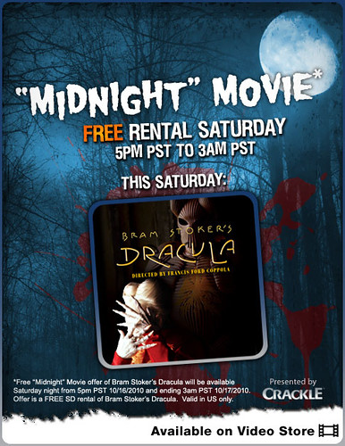 Midnight Movie - Dracula