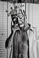 1019 of 365 (The Goat Whisperer) Tags: portrait halloween me self nikon mask days more masquerade gras 365 players rogue masked speedlight mardi alumni trp 365days strobist sb900