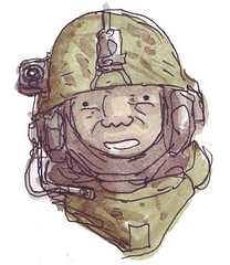 the happiest space marine