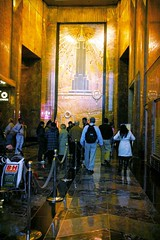 Visit Empire State Building, NYC (faungg's photos) Tags: city nyc travel vacation usa ny newyork architecture landmark visit 1064 empirestatebuilding