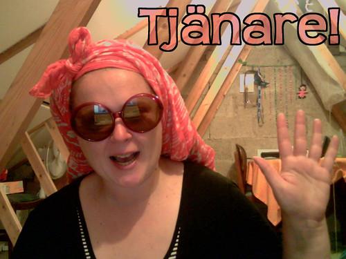 More vintage shades - Tjänare!