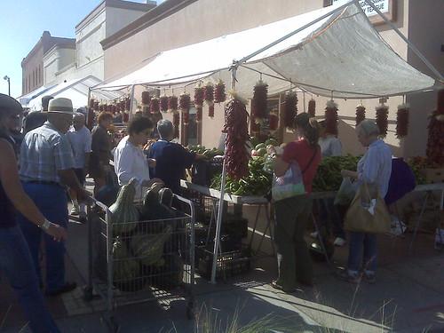 farmer/artist market