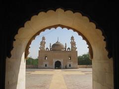 Derawar Mosque (@mmar) Tags: pakistan fort mosque east punjab ahmed pur dera abbasi nawab cholistan bahawalpur darawar derawar