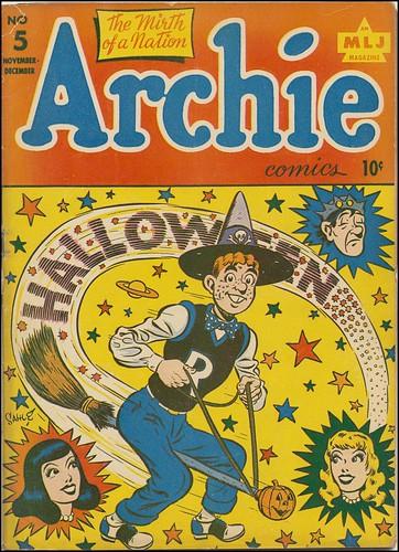 Archie Comics #5