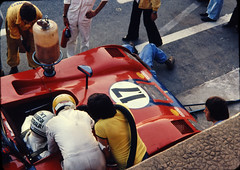 24H du Mans 1973 (ZANTAFIO56) Tags: sport tim carlos pb ferrari du mans 24 technique spa 1973 goodyear 312 v12 pneus moteur heures pilotes cm3 schenken 2991 312pb catgorie reutemann n17 sefac
