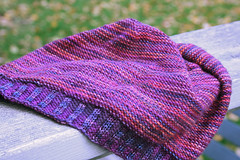 Inside Out Slouchy Hat (right side)