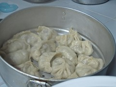 learning to make momos 8