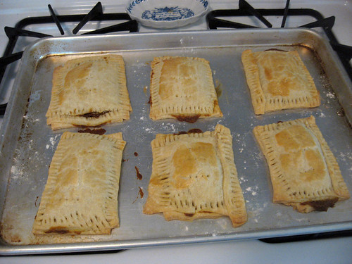Pumpkin Pie Pop Tarts by freshfromthe.com