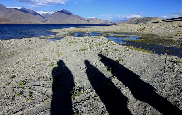 ladakh lakes