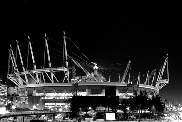 BC Place's new roof-7304