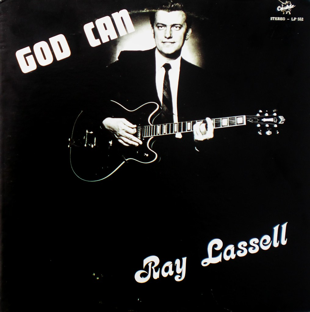 God Can by Ray Lassell front cover
