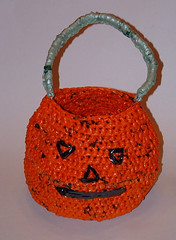 Recycled Halloween Projects