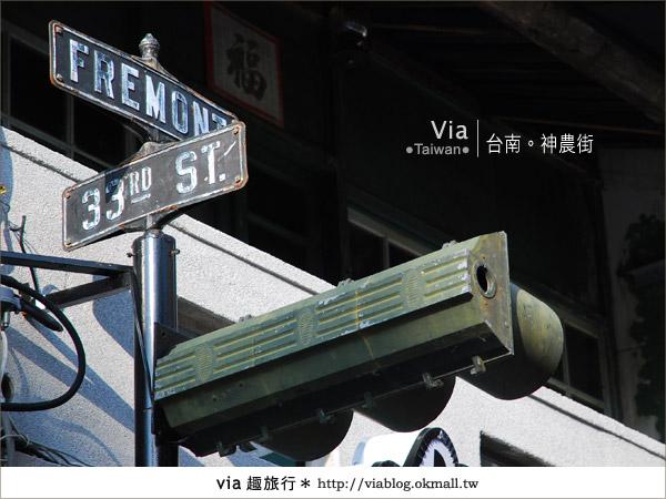 【台南神農街】一條適合慢遊、攝影、感受的老街20