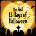 The Final 13 Days of Halloween