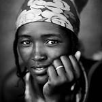 Miss Ceruma, Refugee Mudimba tribe - Namibia