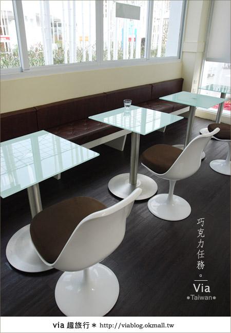 【台中甜點】巧克力任務》CMP BLOCK台中人文美學生活特區30