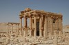 Palmyra Temple of Baal-shamin 2nd cent BC-131 CE