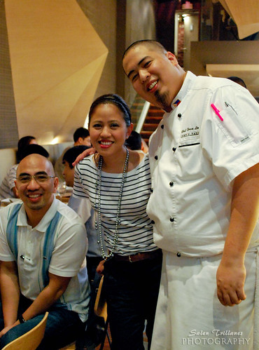 With Chef Bruce Lim