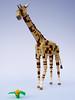 Giraffe1 (Rogue Bantha) Tags: lego giraffe miniland