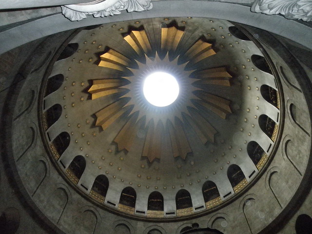 Rotunda Cupola Church of the Holy Sepulchre