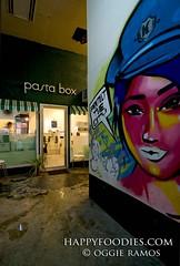 Pasta Box Around the Corner