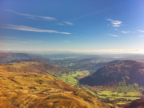 Langdale and Windermere