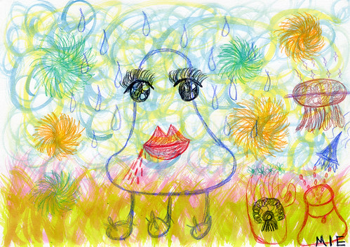 2010/10/27 Miyuki Drawing (2008/6/21)