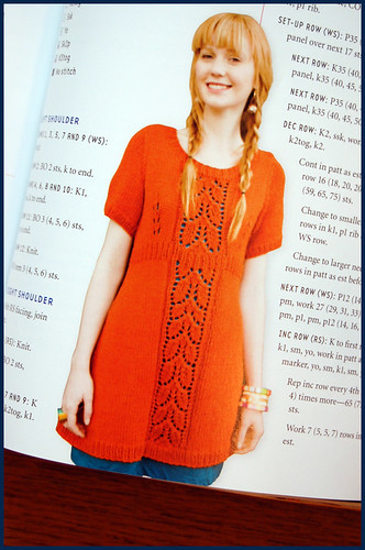 my pattern in debbie's new book