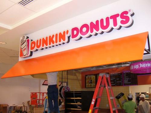 dunkin donuts drum 1