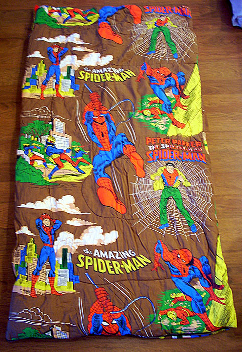 spidey_sleepingbag