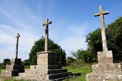Trois Croix du Clavaire de Ploeuc-sur-Lié