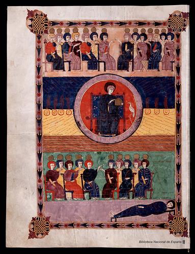 002-Beato de Liebana-1047-Biblioteca Nacional de España