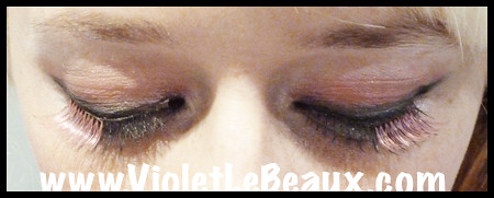 Ardell Pink Lashes Review