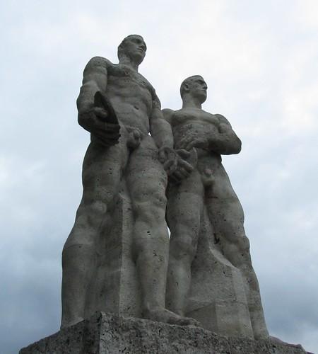 Estadio olímpico de Berlín (3)