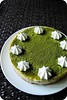 Green Tea & White Chocolate Cheesecake III