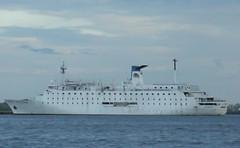 Mabuhay Sunshine (EcKS! the Shipspotter) Tags: ships psss mactanchannel cebuships philippineships