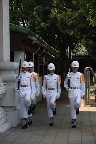 衛兵 Changing of the Guard
