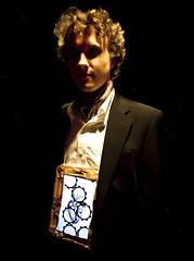 A Clockwork Heart (SoulStealer.co.uk) Tags: portrait london halloween october alternative 2010 soulstealer whitemischief