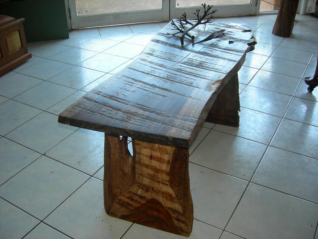 Wood Slab Coffee Tables Coffee Tables African Slate