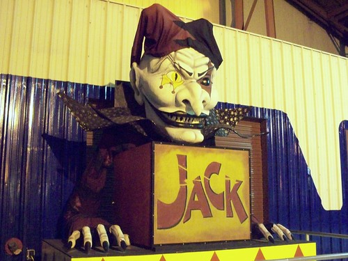 Cedar Point - Happy Jack's Toy Factory