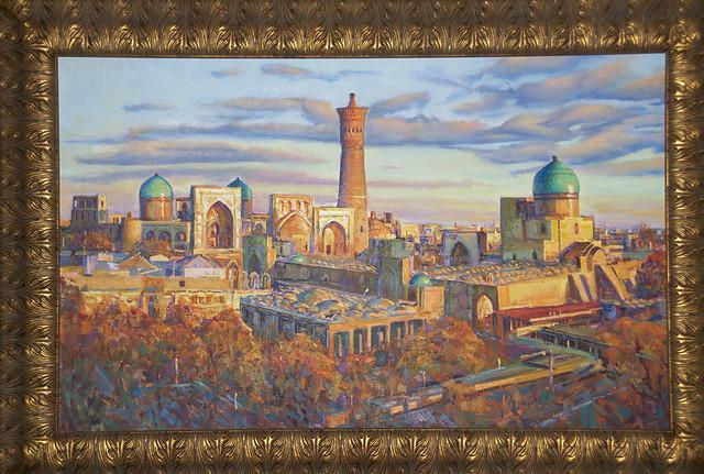 Bukhara Painting