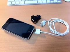 サンワサプライ USBカーチャージャー