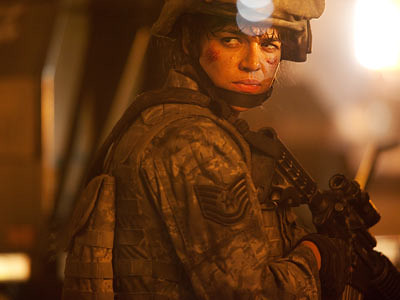 Michelle Rodriguez Battle Los Angeles