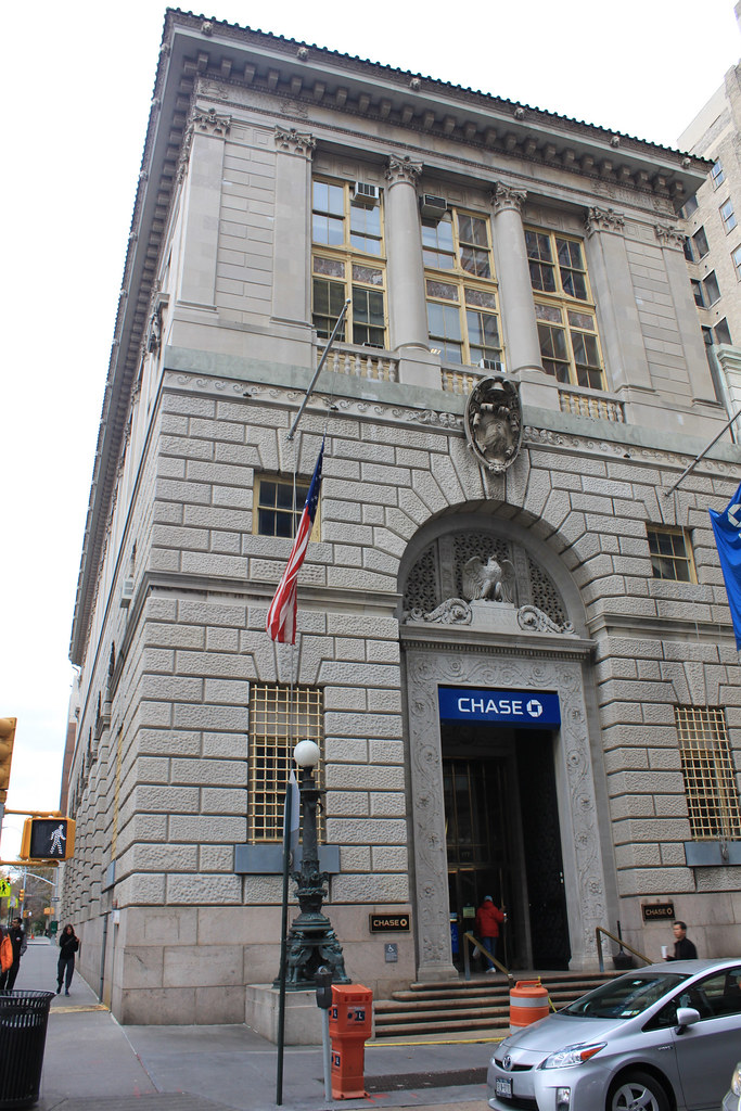 Brooklyn Trust Company (now Chase Bank) Building