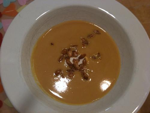 Pumpkin Soup 10