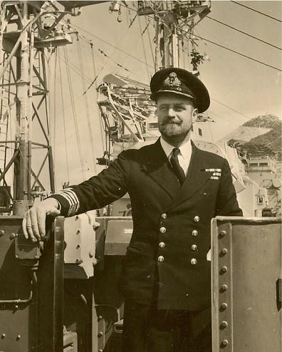 Capt JH Allison