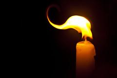 [フリー画像] テクスチャ・背景, 火・炎, ろうそく・キャンドル, 201105211900
