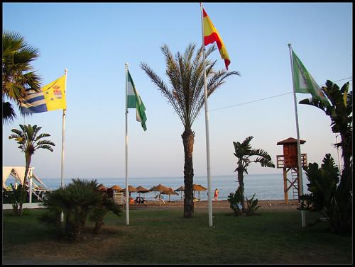 Banderas Rincón de la Victoria
